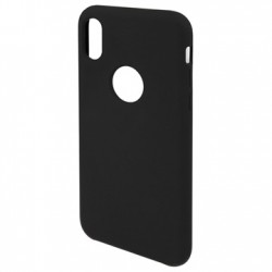 Θήκη Σιλικόνης iPhone X Μαύρη