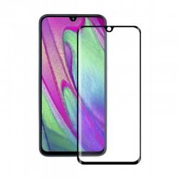 Προστασία Οθόνης Samsung A40 Full Black