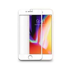 ΠΡΟΣΤΑΣΙΑ ΟΘΟΝΗΣ IPHONE 7/8/SE FULL COVER WHITE