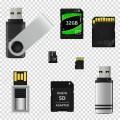 ΚΑΡΤΕΣ ΜΝΗΜΗΣ / USB STICKS