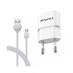 Φορτιστής AWEI Micro-USB γρήγορης φόρτισης
