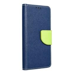 Fancy Book Θήκη για Samsung Note 10 Mπλε