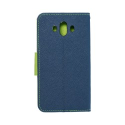 Fancy Book Θήκη για Huawei Mate 30 Lite Μπλε