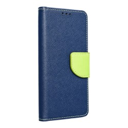 Fancy Book Θήκη για Huawei Mate 10 Μπλε