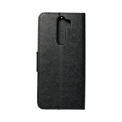 Fancy Book Θήκη για Xiaomi Note 8 Pro Μαύρο