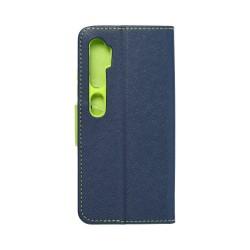 Fancy Book Θήκη για Xiaomi Redmi Note 10 Μπλε
