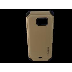 Θήκη Backcover TPU + PC Samsung S7 Χρυσή