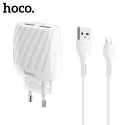 Φορτιστής Hoco Dual Port