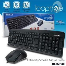 Loophole Πληκτρολόγιο+Mouse