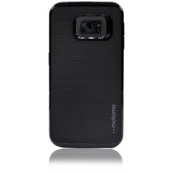 Θήκη Back Cover μαύρη Samsung Galaxy S7 Edge