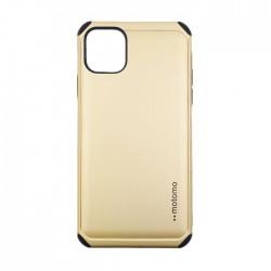 Θήκη Motomo Tough Armor για Apple iPhone 11 - Χρυσό