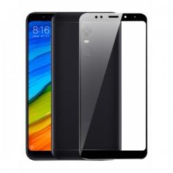 Προστασία Οθόνης Redmi Note 5/5PLUS Full Cover Black