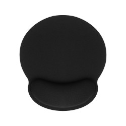Mousepad εργονομικό Μαύρο