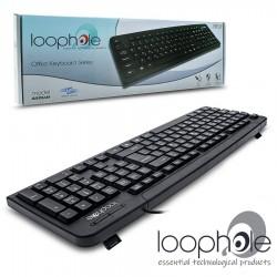 Loophole Πληκτρολόγιο