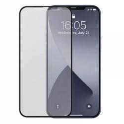 Προστασία Οθόνης iPhone 12 Pro Max 6.7 Full Cover Black
