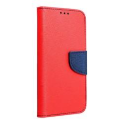 Fancy Book Θήκη για Huawei P20 Lite 2019 Κόκκινο/Μπλε