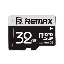 REMAX 32 GB Class 10 κάρτα μνήμης υψηλής ταχύτητας micro SD - Γκρι
