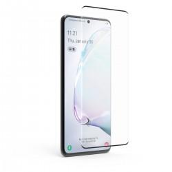 Προστασία Οθόνης Samsung S20 Ultra Black Full Cover Black