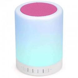 Έξυπνο ηχείο Bluetooth με φως