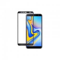 Προστασία οθόνης Samsung j6 2018 Full Cover Black