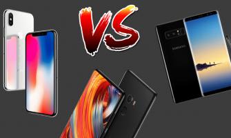 Στην κορυφή η Samsung, ανερχόμενη δύναμη η Xiaomi
