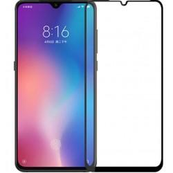 Προστασία Οθόνης Xiaomi Mi 9 Full Cover Black